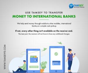 Transfer Money To International Bank