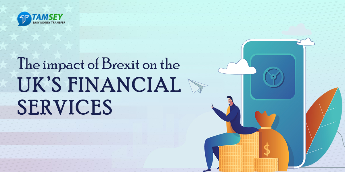 The impact of Brexit on the UK's financial services